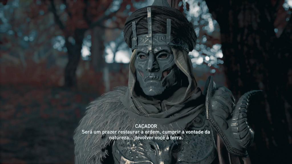 Assassin's Creed Odyssey - Após zerar - Missão do Legado O Caçador