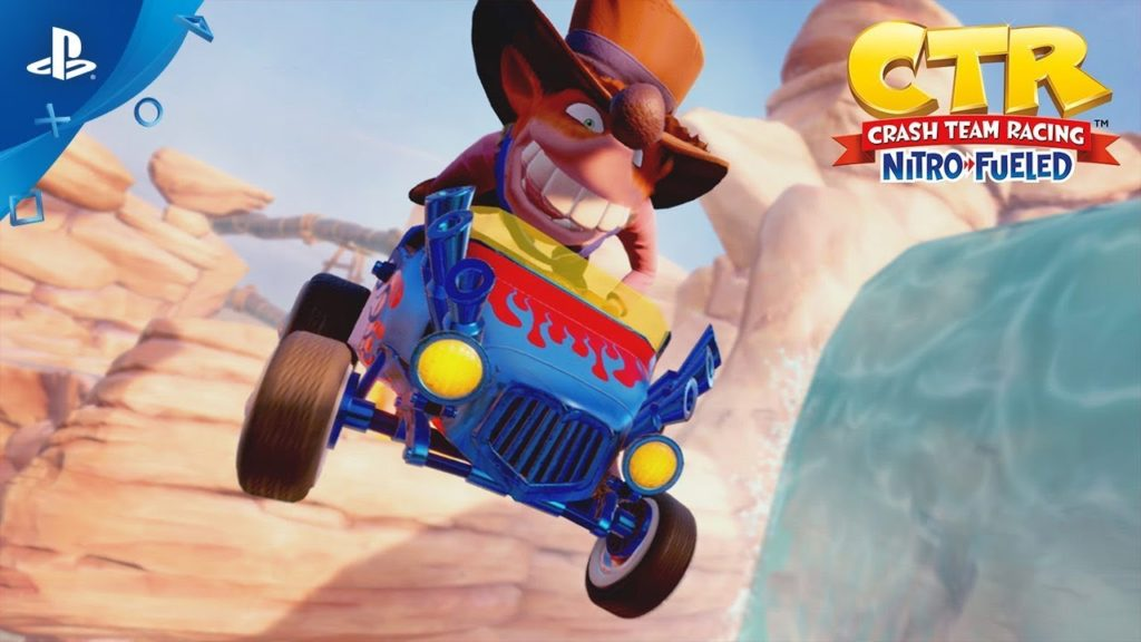 Crash Team Racing Nitro-Fueled TGA 2019