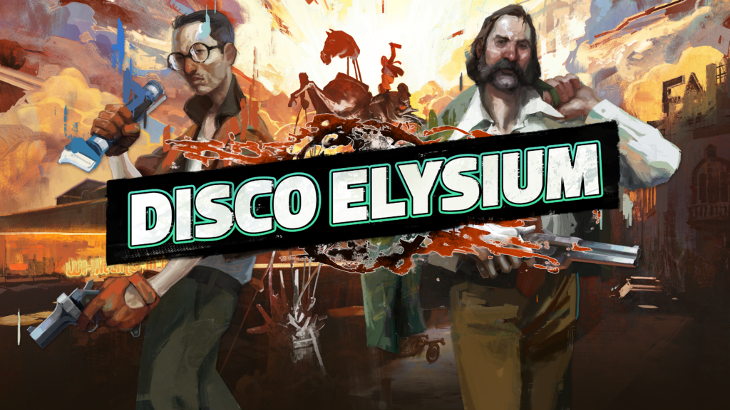 Disco Elysium TGA 2019