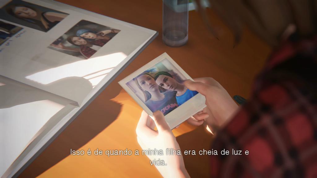 Life is Strange Xbox EP 3 Captura de Tela 2019Joyce e Max Foto Presente