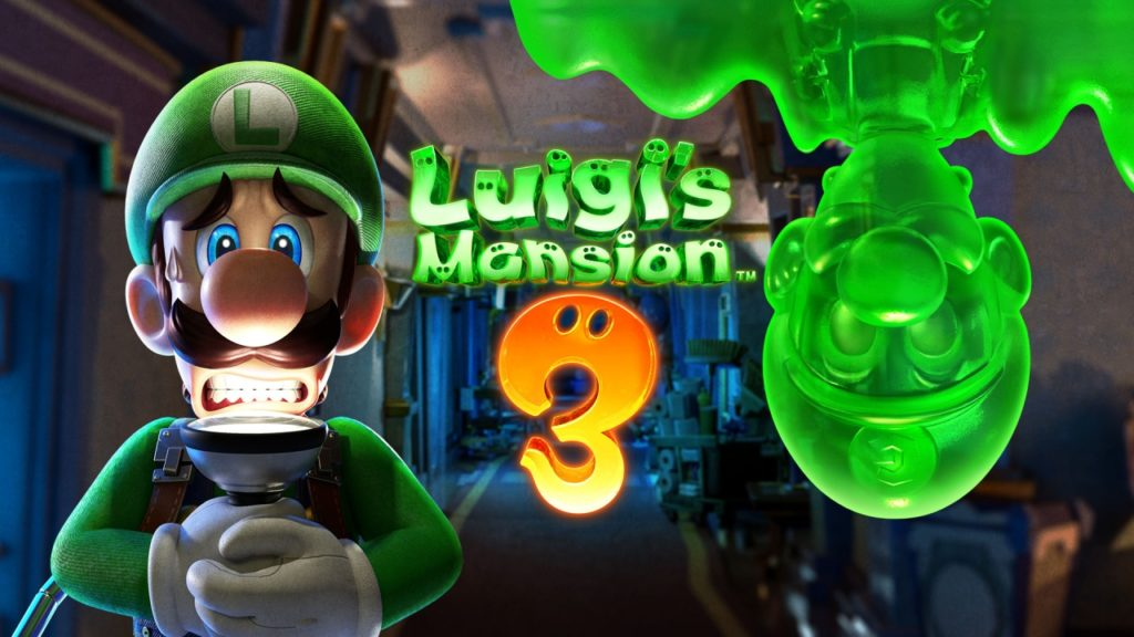 Luigi's Mansion 3 tga 2019