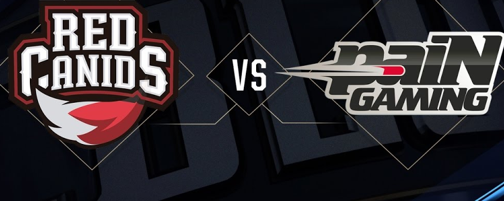 Pain Gaming vs RED Canids CS:GO final