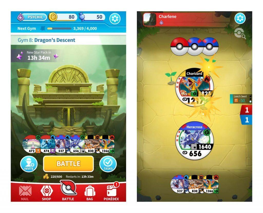 Pokémon Medallion Battle