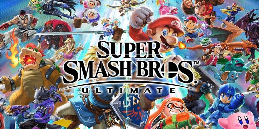 Super Smash Bros Ultimate tga 2019