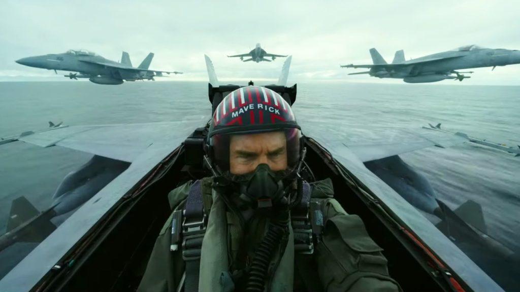 Top Gun Maverick Tom cruise 2