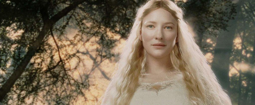 Cate Blanchett em O Senhor dos Anéis: O Retorno do Rei (2003)
