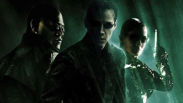 nEO kEANu Trinity carrie matrix 4