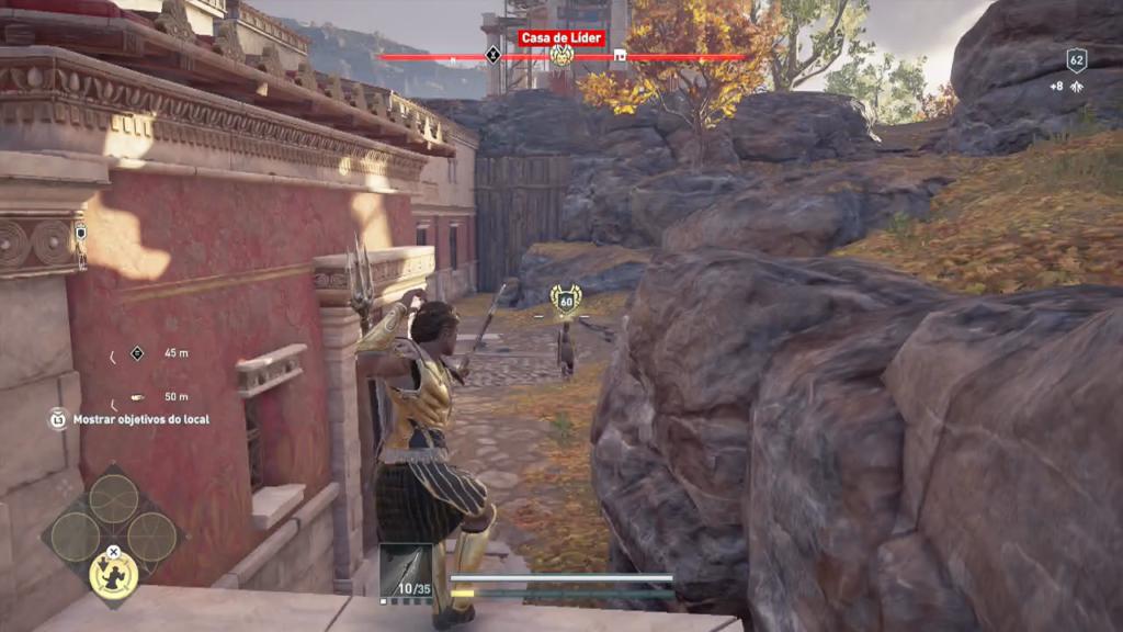 Assassin's Creed Odyssey - Legado Akantha, a Enganadora