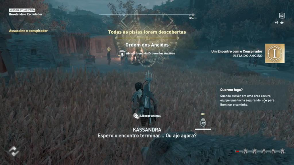 Assassin's Creed Odyssey - Após zerar - Missão do Legado Captura de Tela 2020-01-25 14-27-19