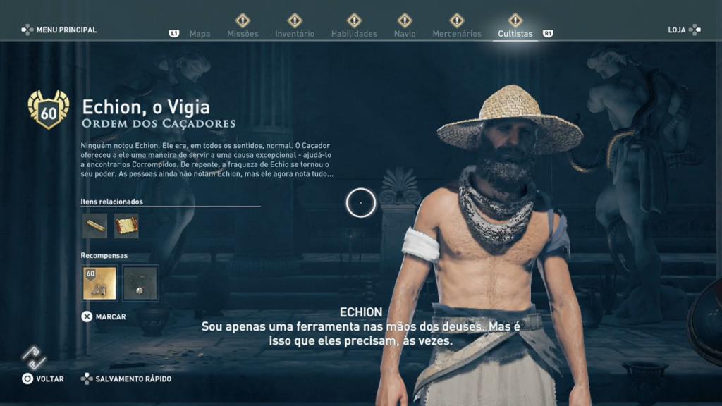 Assassin's Creed Odyssey - Legado Echion o Vigia anfípole2