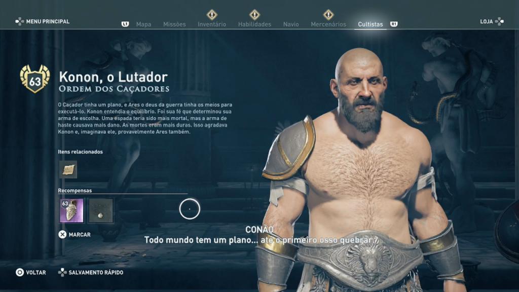 konon Assassin's Creed Odyssey - Legado da Lâmina - Ep 3 Captura de Tela 2020-01-25 12-15-33