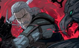 The-Witcher anime nightmare wolf