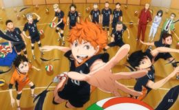 anime volei haikyuu