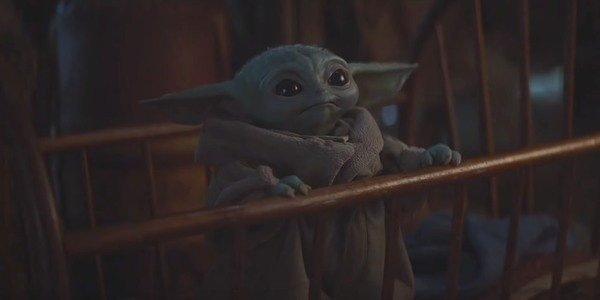 george lucas the mandalorian baby yoda