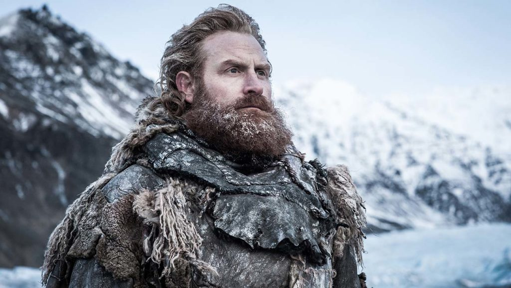 Tormund Giantsbane kristofer hivju game of thrones the witcher