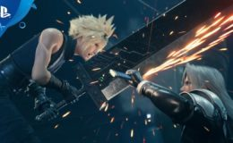 musica hollow final fantasy vii remake playstation