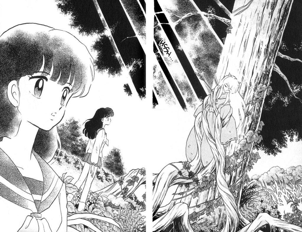 ynuyasha manga
