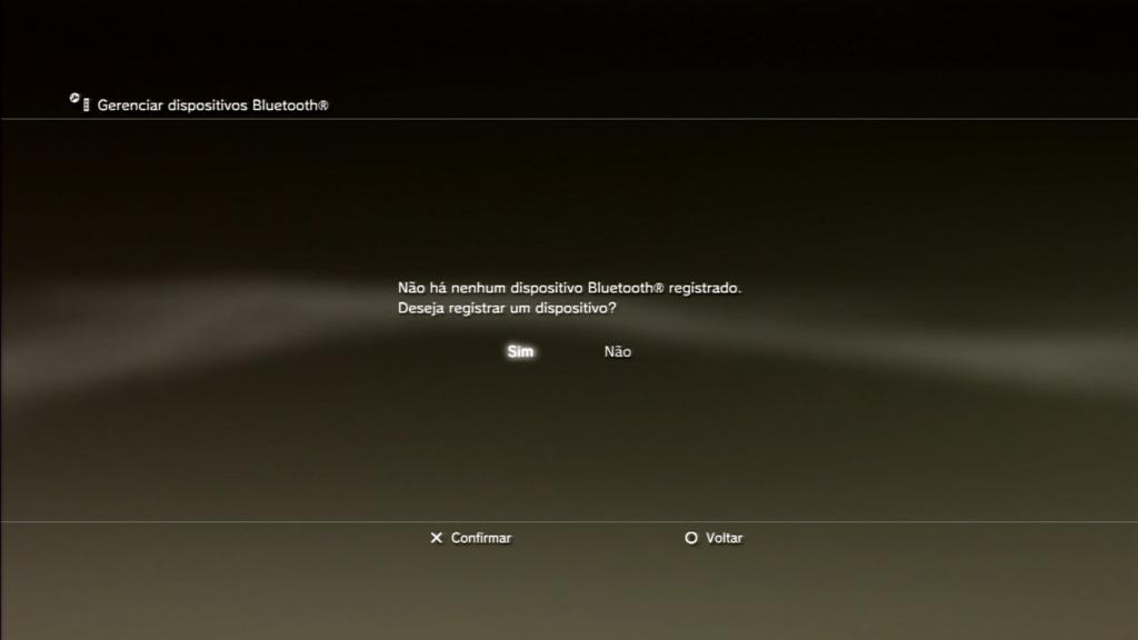 Controle do PS4 no Playstation 3 Captura d
