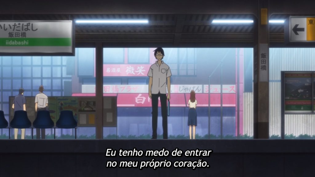 Erased Boku dake ga Inai Machi a cidade onde só eu não existo Satoru