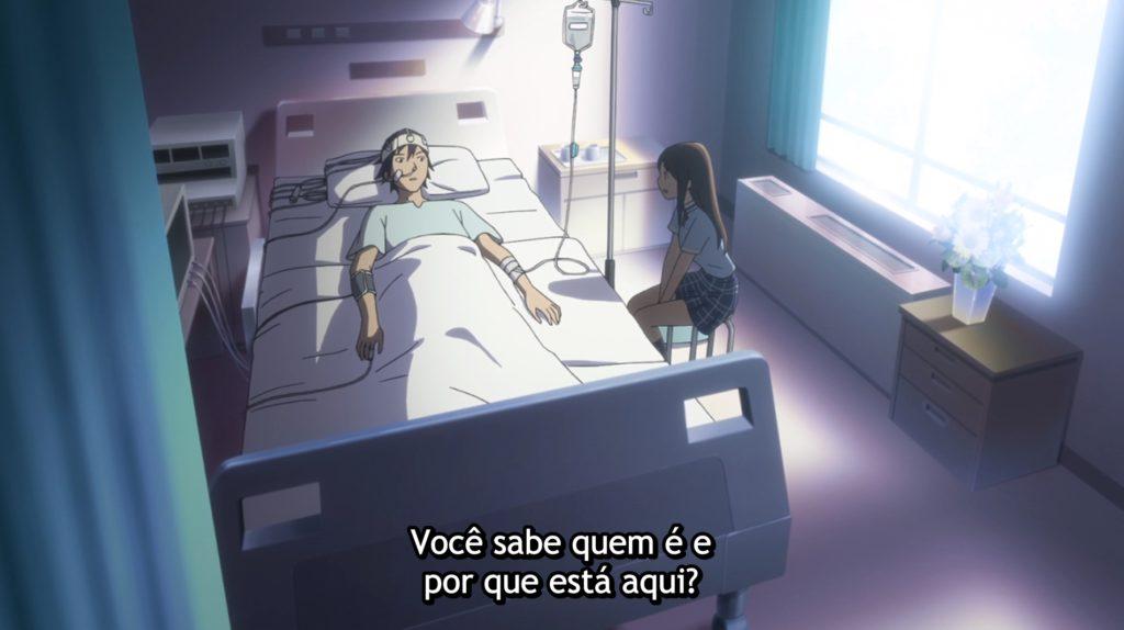 Erased Boku dake ga Inai Machi a cidade onde só eu não existo Satoru airi hospital