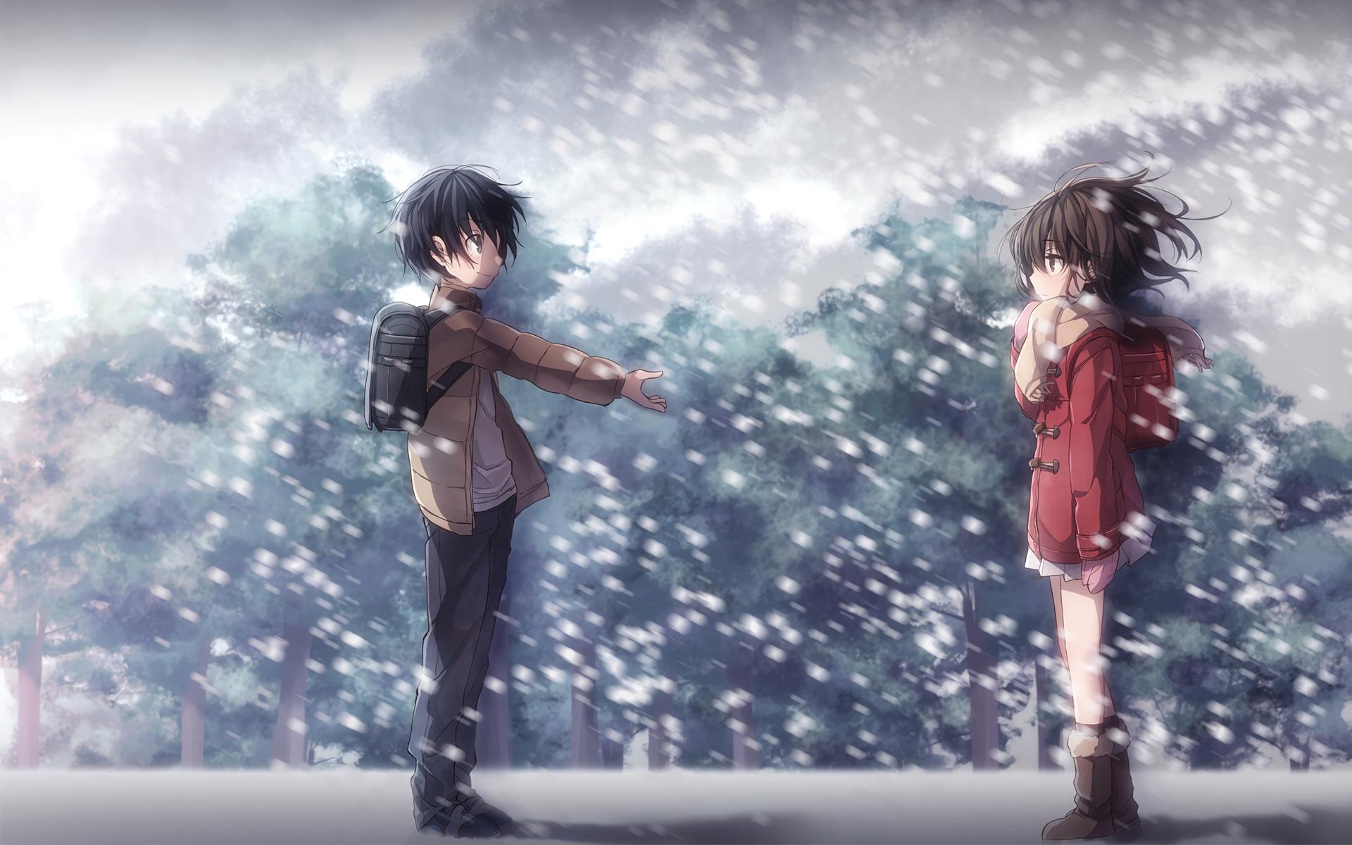 Anime Resenha: Erased (Boku dake ga Inai Machi)