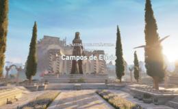 Assassin's Creed Odyssey - Ep 1 campos de Elísio O Destino de Atlântida