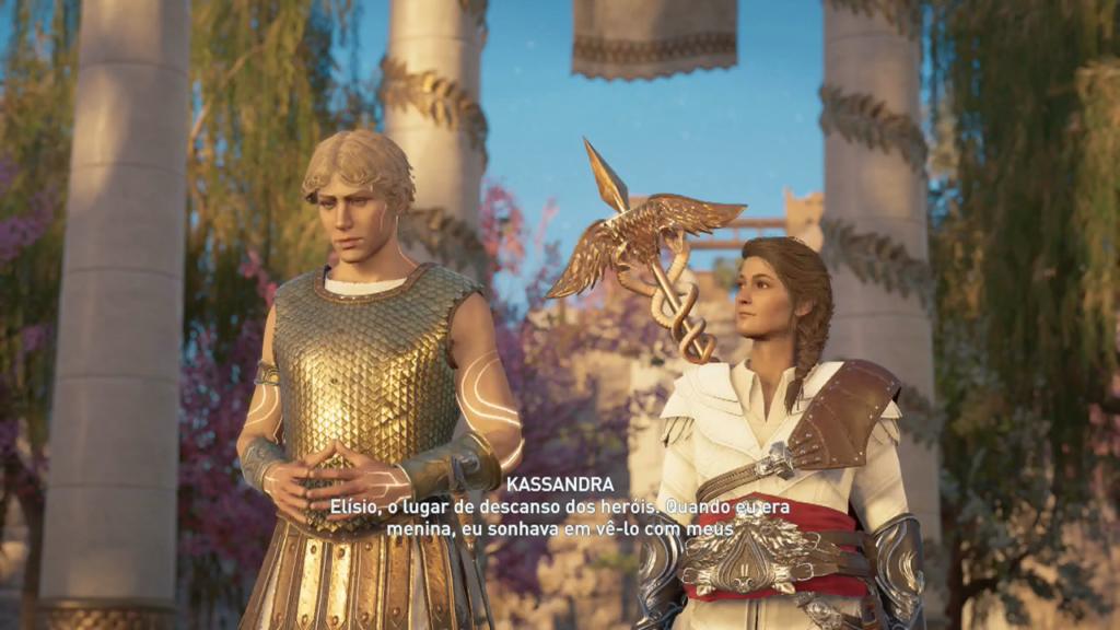 Assassin's Creed Odyssey - Ep 1 campos de Elísio Captura de Tela 2020-04-30 10-56-32