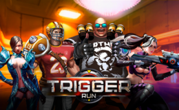 trigger run destaque