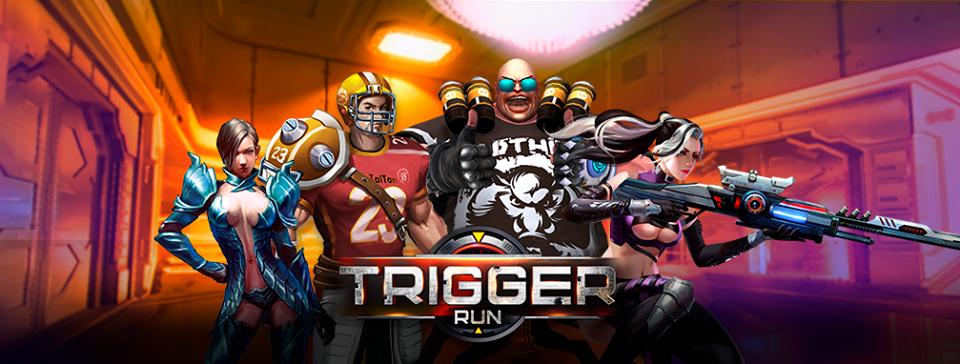 trigger run destaque