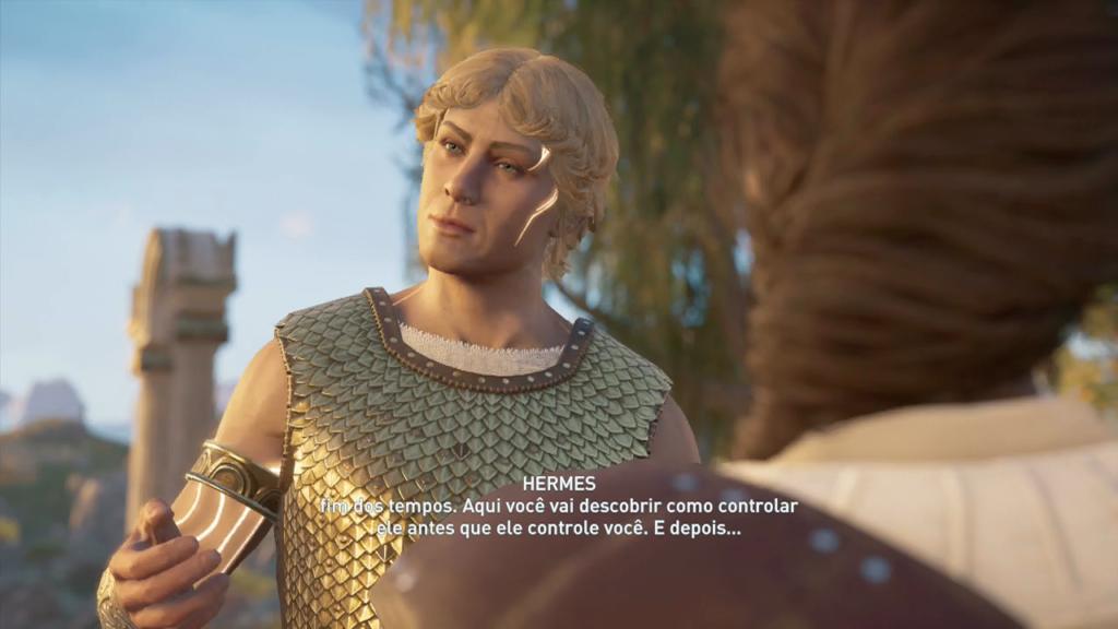 Assassin's Creed Odyssey - Ep 1 campos de Elísio Captura de Tela 2020-04-30 10-56-59