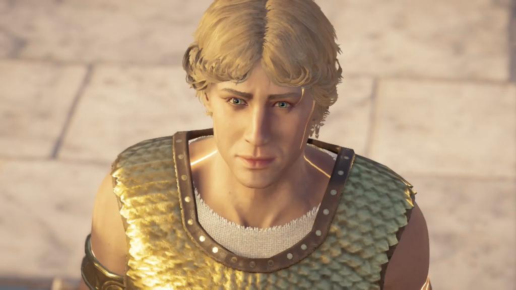 hermes Assassin's Creed Odyssey - Ep 1 campos de Elísio Captura de Tela 2020-05-09 12-09-57