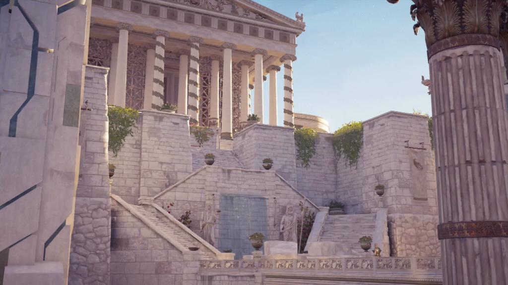 Assassin's Creed Odyssey - Ep 1 campos de Elísio Captura de Tela 2020-05-09 12-41-54