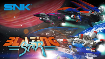 BLAZING STAR SNK Twitch Prime - NEOGEO