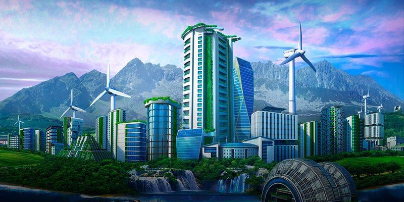 Cities Skylines - Green Cities grátis dlc