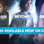 Detroit Become Human, Heavy Rain e Beyond Two Souls no steam quantic dream