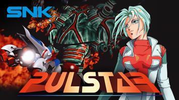 Pulstar SNK Twitch Prime - NEOGEO