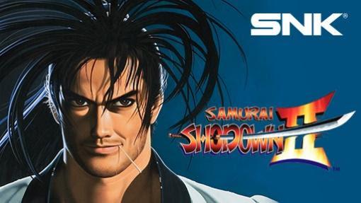 Samurai Shodown II SNK Twitch Prime - NEOGEO