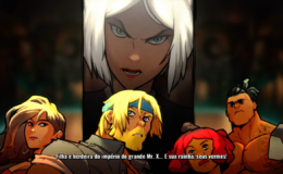 Streets of Rage 4 Captura de Tela 2020-05-30 19-29-04