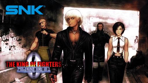 The King of Fighters 2000 SNK Twitch Prime - NEOGEO