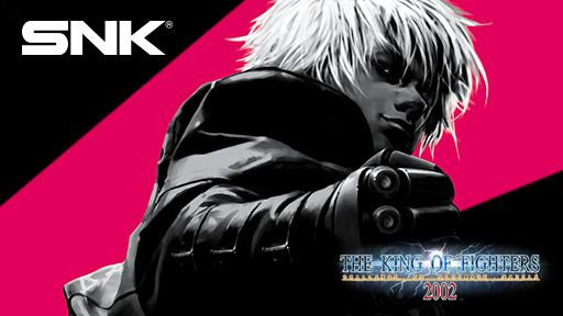 The King of Fighters 2002 SNK Twitch Prime - NEOGEO