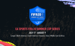 ea sports fifa 20 summer cup series
