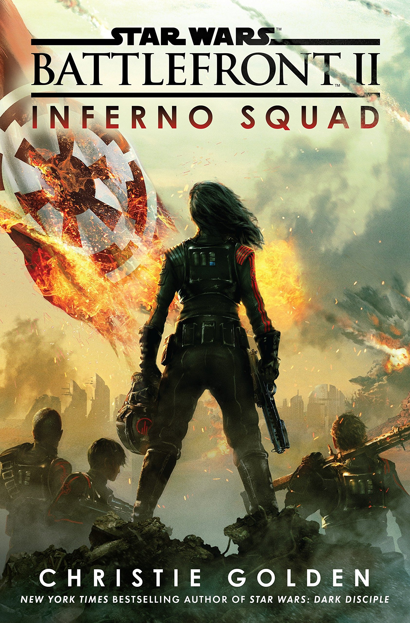 inferno squad battledront ii christie golden