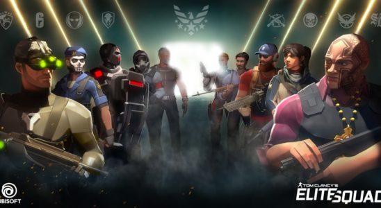 Tom Clancy's Elite Squad capa