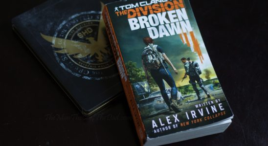Tom Clancy's The Division Broken Dawn livro
