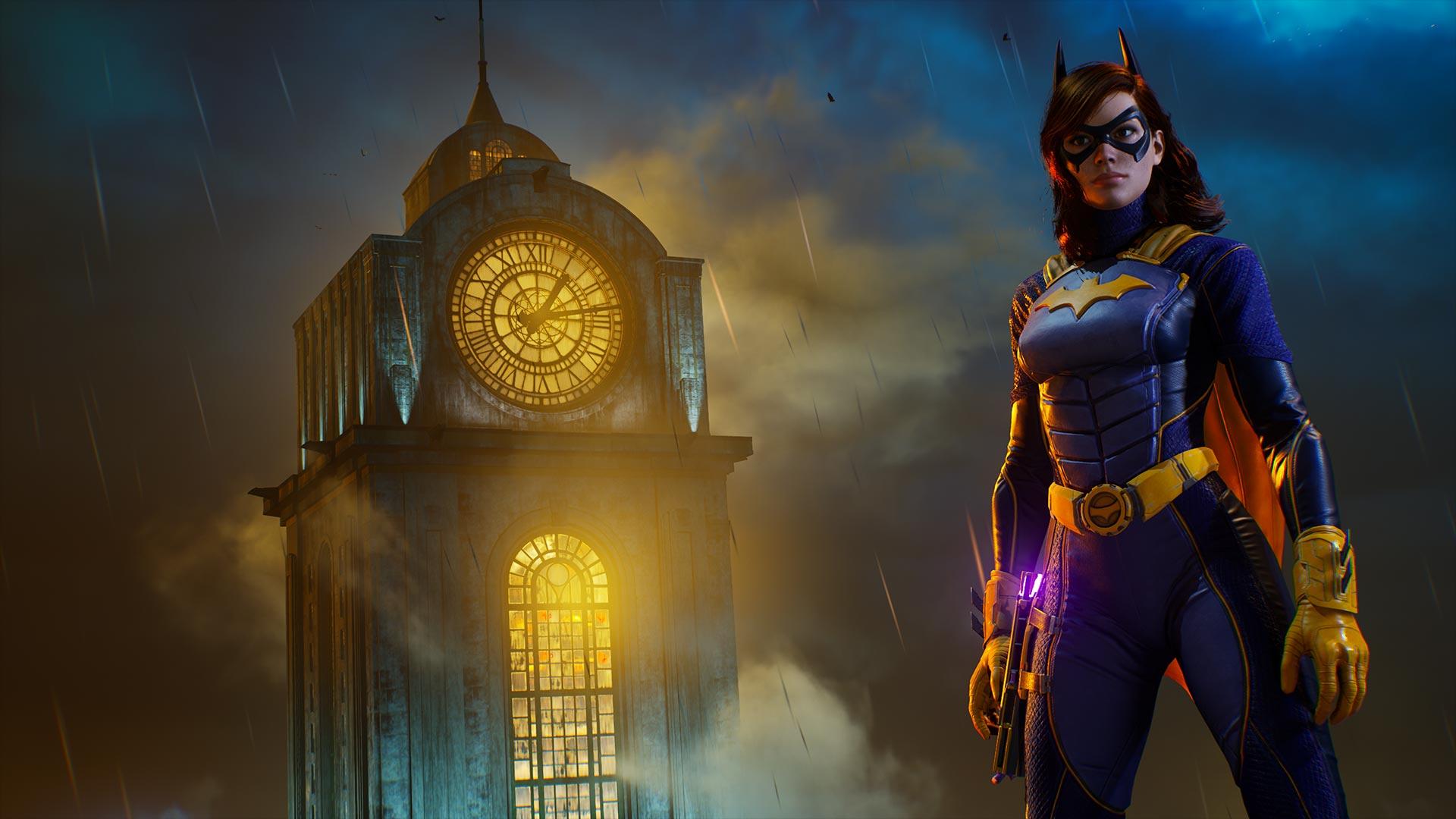 gotham knigts Batgirl - Barbara Gordon