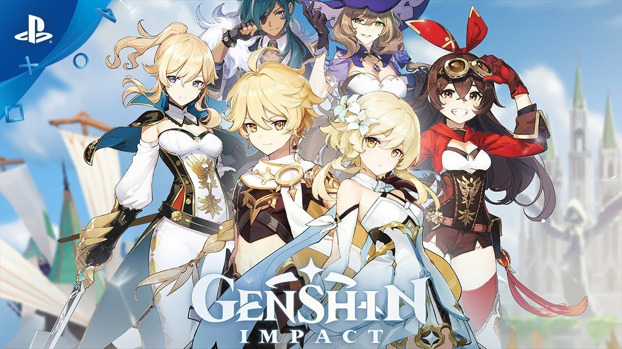 Genshin Impact pc ps4 ios android mobile game