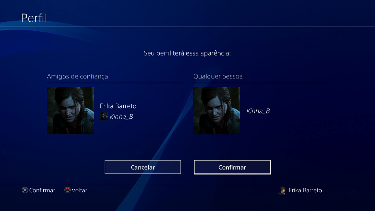 The Last of Us Part II - Ellie Avatar Pack 4
