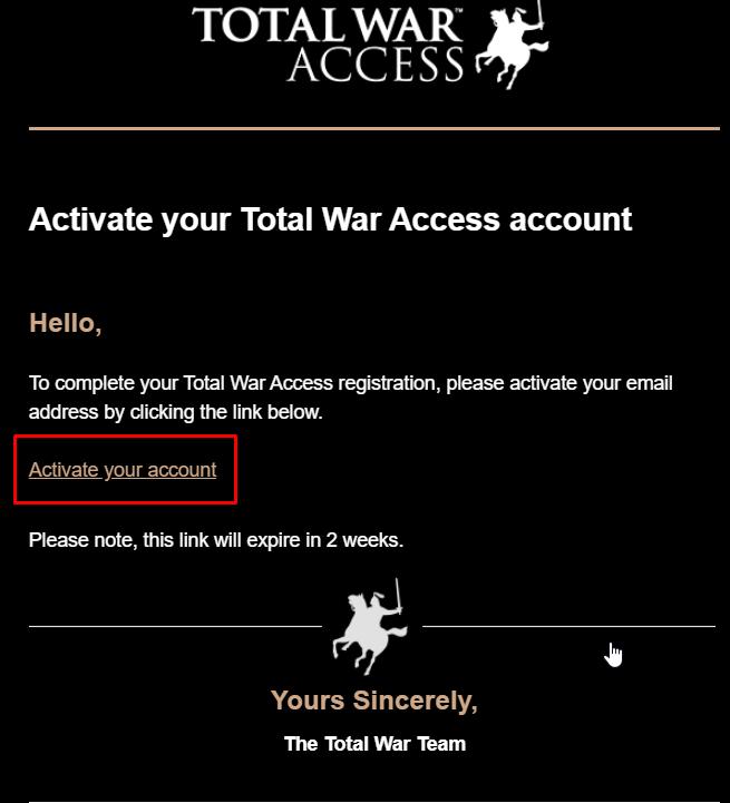 Total War Saga Troy DLC Amazons active your account