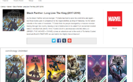 black panther gratis comixology