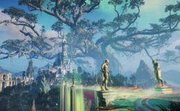 Asgard e Jotunheim Assassin's Creed Valhalla